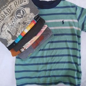 Boys XS shirt bundle